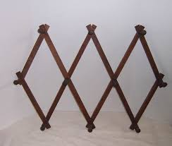 accordion wall coat rack pictures to pin on pinterest thepinsta