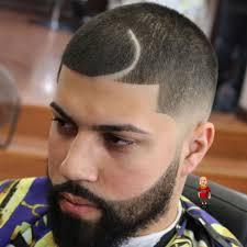 buzz cut for dry scalp buzzcut with beards pinterest beard