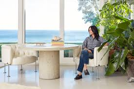 Elle Decor Celebrity Homes Photos Inside Courteney Cox U0027s Malibu Home Instyle Com