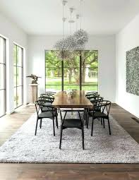 what size rug under dining table rug size for dining room table area rug for dining room table area