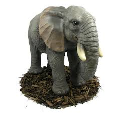 elephant resin garden ornament 119 99 garden4less uk shop