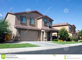 new modern classic home neighborhood stock images image 15057924