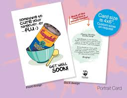 get well soon soup printable get well soon card chicken noodle soup recipe card pop