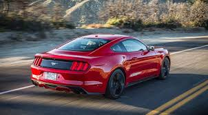 review of 2015 ford mustang ford mustang 2015 review by car magazine