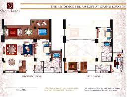 grand luxxe spa tower floor plan aimfair where grand luxxe and other grupo vidanta timeshare