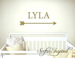 Personalized Wall Decals For Nursery Custom Made Wall Decals As Well As Name Wall Decals Nursery Vinyl