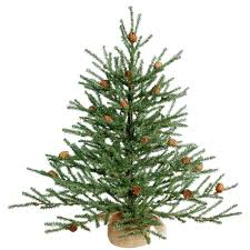 christmas trees with sparse branches are trending artificial
