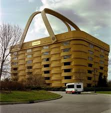 longaberger building the longaberger basket building looks like a giant basket located