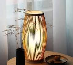 Bamboo Desk Lamp Best Bamboo Table Lamp Deals Compare Prices On Dealsan Co Uk