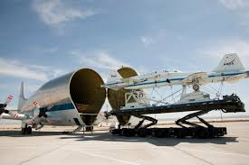 Paso A Paso by Super Guppy Swallows T 38s Heads For El Paso Nasa