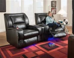 Viva 2577 Home Theater Recliner Southern Motion