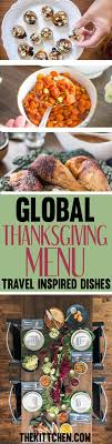 best 25 traditional thanksgiving menu ideas on