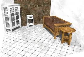 a tiled floor creating a material in sketchup finewoodworking