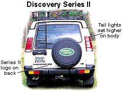 discovery 2 rear light conversion how to identify land rovers defender discovery range rover and series