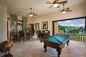 Villas With Games Rooms - delfina st john villas luxury villa rentals of mclaughlin anderson