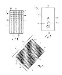 Zaleski Snow Guard by Patent Us20130146126 Snow Ice Dam Bracket For Solar Panels