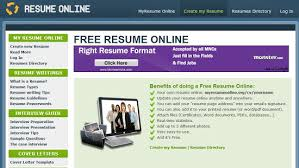 Find My Resume Online by Top 10 Websites To Build A Free Resume Online Hackers Zone