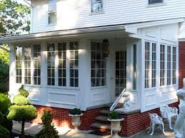 side porches enclosed porches with doors enclosed porch on this east side