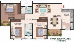 Wisteria Floor Plan by Brigade Wisteria At Meadows In Kanakapura Road Beyond Nice Ring