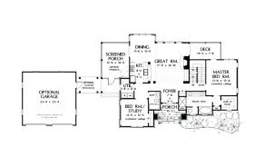 house plans with detached guest house garage house plans modern lake no garagehouse with detached and