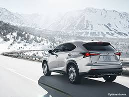 lexus fuel requirements 2018 lexus nx luxury crossover performance lexus com
