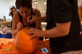 aias pumpkin carving contest fall 2015 u2013 fau of architecture