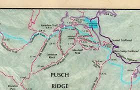 mt lemmon hiking trails map marshall gulch mt lemon aug 16th photo gallery by kit fassett at
