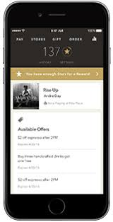 Business Cards App For Iphone Starbucks App For Iphone Starbucks Coffee Company
