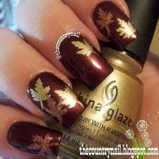 fall designs for nails graham