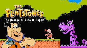 flintstones rescue dino hoppy u2013 nes livestone