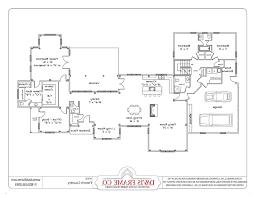 Open Floor Plans Home Design 81 Amazing Single Story House Planss
