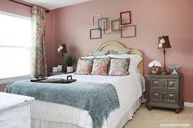 How To Bedroom Makeover - brother u0027s guest bedroom makeover how to nest for less