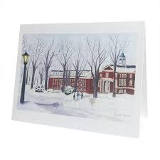 hathorn greeting card bates college store