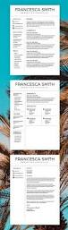 Best 25 Fashion Resume Ideas by Fashion Resume Templates Resume For Your Job Application