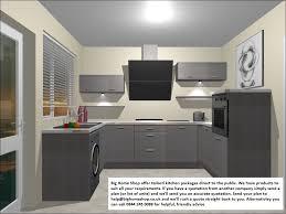 kitchen decoration idea colors white liances cabinets black decorating grey