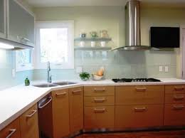 Kitchen Cabinet Glass Door Design The Balance Between The Small Kitchen Design And Decoration