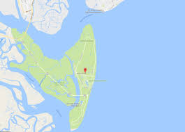 jekyll island map boil water advisory lifted for all of jekyll island