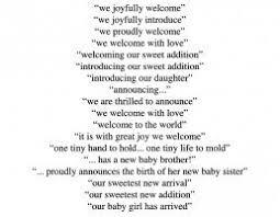 baby announcement wording baby birth announcements wording baby announcement