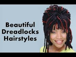 hairstyles for locs for women dreadlocks hairstyles for black women ladies 2016 african