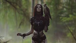 1 hour of witch fantasy music dark light magical beautiful