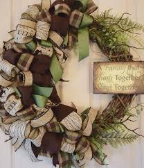 best 25 wreath ideas on burlap nursery grey
