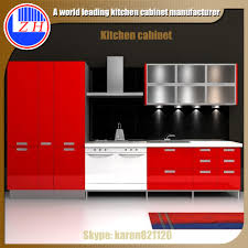 cabinet high gloss kitchen cabinet doors high gloss red kitchen