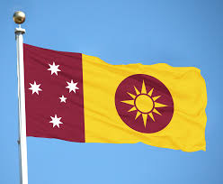 Flag Yellow Sun Proposed Flag Of Queensland Album On Imgur