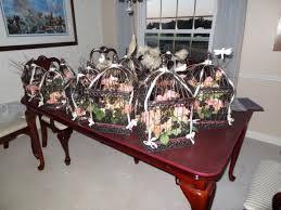 birdcage centerpieces diy birdcage centerpieces pic heavy