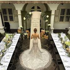 wedding backdrop singapore 18 wedding restaurants to tie the knot in singapore other
