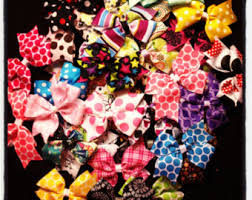wholesale hairbows wholesale hair bows etsy