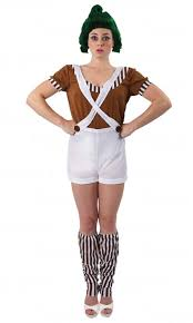 oompa loompa costume oompa loompa costumes to buy hire in nz partydudes co
