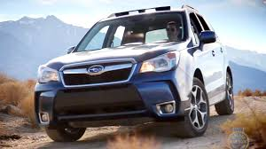 2015 subaru forester review and road test youtube