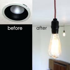 Track Light Pendant Can Light To Pendant Adapter U2013 Eugenio3d