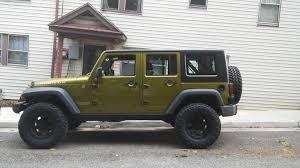 jeep jeepster lifted teraflex 2 5